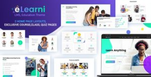 eLearni – Online Learning & Education LMS v1.4 nulled