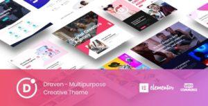 Draven – Multipurpose Creative Theme v1.1.7 nulled