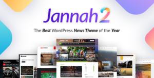 Jannah News – WP Newspaper Magazine News AMP BuddyPress v5.0.7 Nulled