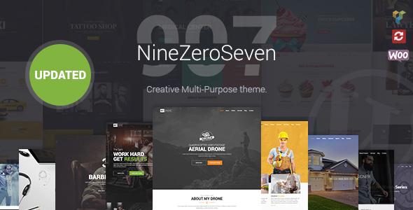 907 v4.1.17 – Responsive Multi-Purpose WordPress Theme