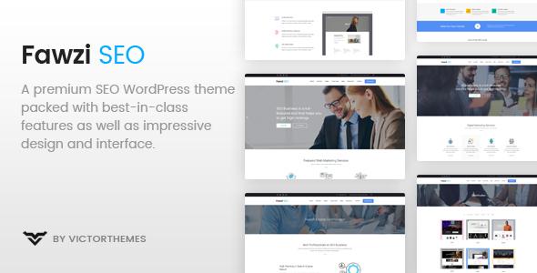 Fawzi v1.3 – WordPress Theme for Marketing