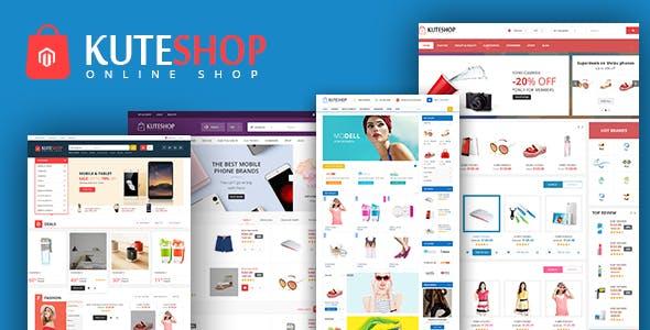 KuteShop v2.5 – Super Market Responsive WooComerce WordPress Theme