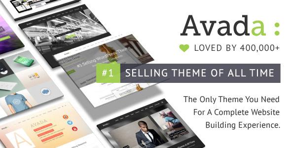 Avada | Responsive Multi-Purpose Theme v6.1.2