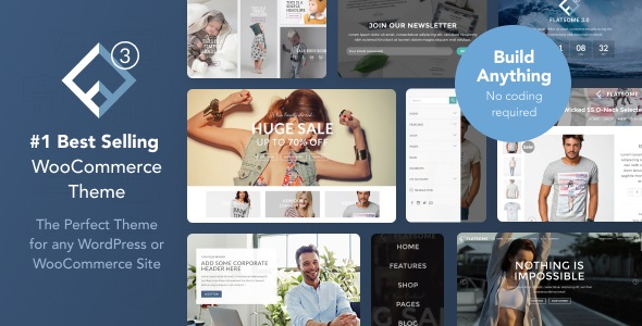 Flatsome | Multi-Purpose Responsive WooCommerce Theme v3.10.1