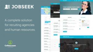 Jobseek – Job Board WordPress Theme v2.15 nulled