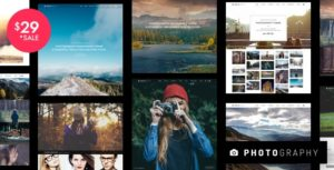 Photography | Photography WordPress for Photography v6.4.1 nulled