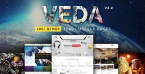 VEDA | Multi-Purpose Theme v3.0 nulled
