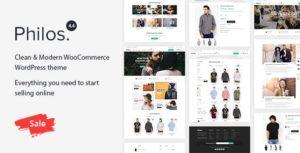 Philos – Responsive WooCommerce WordPress Theme v5.2 nulled