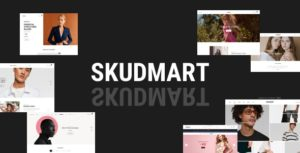 Skudmart – Clean, Minimal WooCommerce Theme v1.0.5 nulled