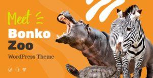 Bonko | Safari & Zoo WordPress Theme v1.0.3 nulled