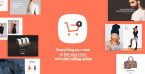 Shopkeeper – eCommerce WordPress Theme for WooCommerce v2.9.39 nulled
