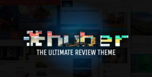 Huber: Multi-Purpose Review Theme v2.28.2 nulled