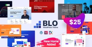 BLO – Corporate Business WordPress Theme v2.9 nulled