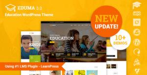 Eduma – Education WordPress Theme v4.3.5 Nulled