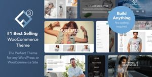 Flatsome | MultiPurpose Responsive WooCommerce Theme v3.13.2 Nulled