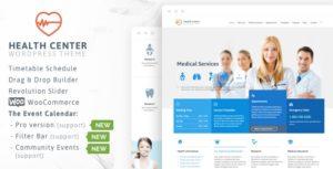 Healthcare – Medical for Doctor Dentist v25 nulled