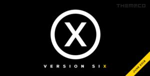 X | The Theme v8.2.0 – X Pro v4.2.0 nulled